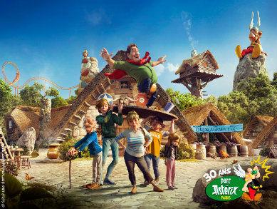 30 ans du Parc Asterix