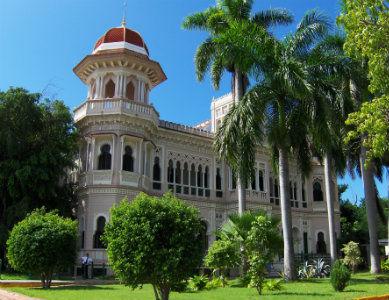 Cienfuegos Placio de Valle, Cuba