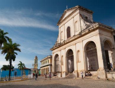 Ville de Trinidad, Cuba
