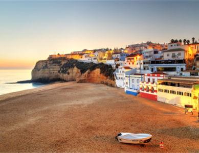Albufeira Algarve, Portugal