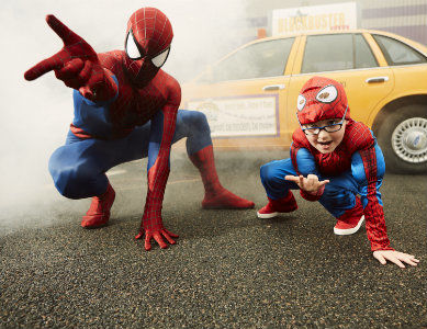 Disney Spiderman Marvel