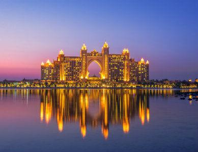 Hotel Atlantis à Dubai
