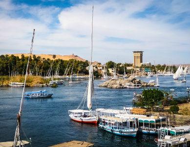 Assouan Egypte