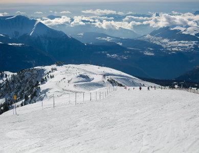 Domaine skiable de Chamrousse