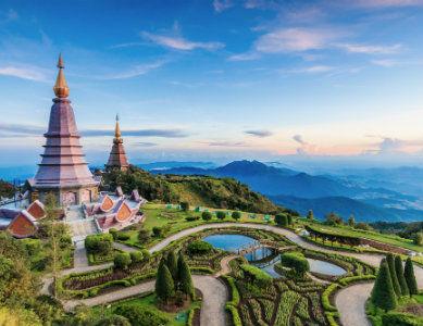 Province de Chiang Mai, Thailande