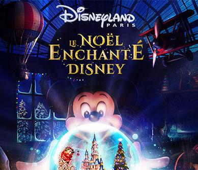 Promo Disney Noel 2020