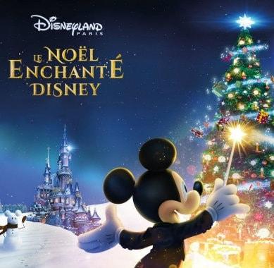 Promo Disneyland Noël