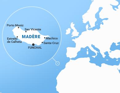 Carte de Madere