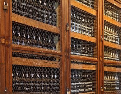 Madere cave à vin de Madère