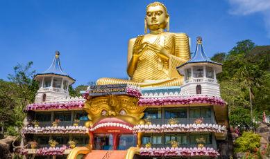 Bouddha Sri Lanka