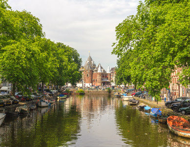 paysage Amsterdam