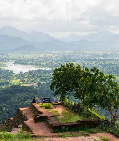 paysages Sri Lanka
