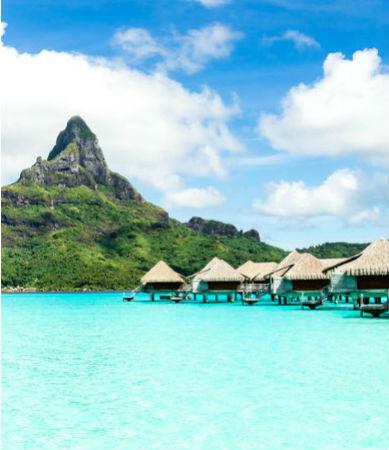 Plage Polynesie