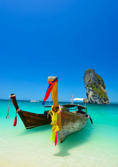 Plage Krabi Thaïlande