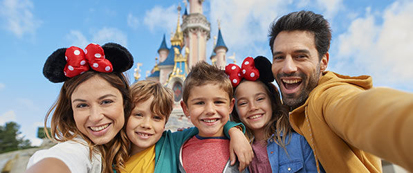 Sejour a Disneyland Paris