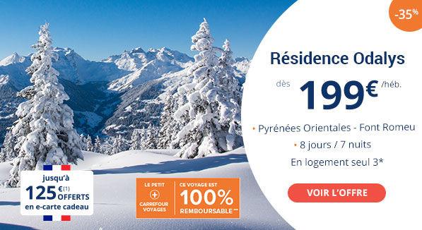 Résidence Odalys Pyrénées