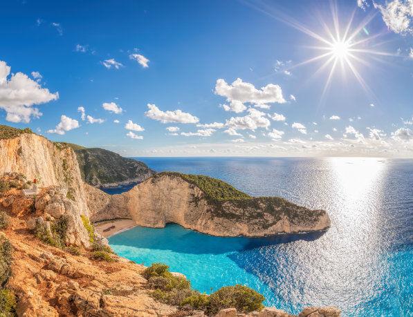 Ile de Zakynthos, Grèce