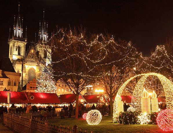 Noel dans les pays de l'est