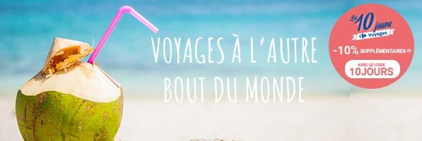 Voyages lointains