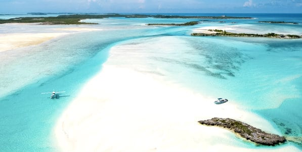 Iles Exumas aux Bahamas