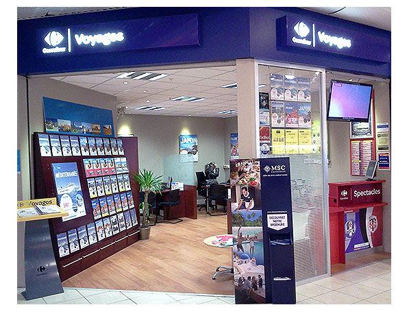 Agence Carrefour Voyages Purpan