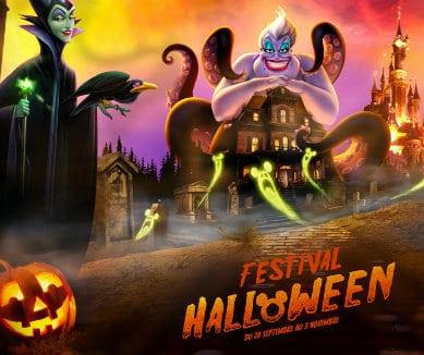 Saison Halloween Disneyland Paris 2020 Halloween à Disneyland Paris 2020 : programme, infos, réservations