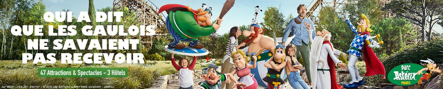 Hôtels du Parc Asterix