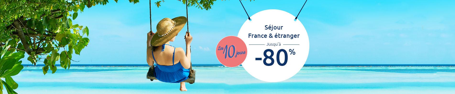 10 jours Carrefour Voyages