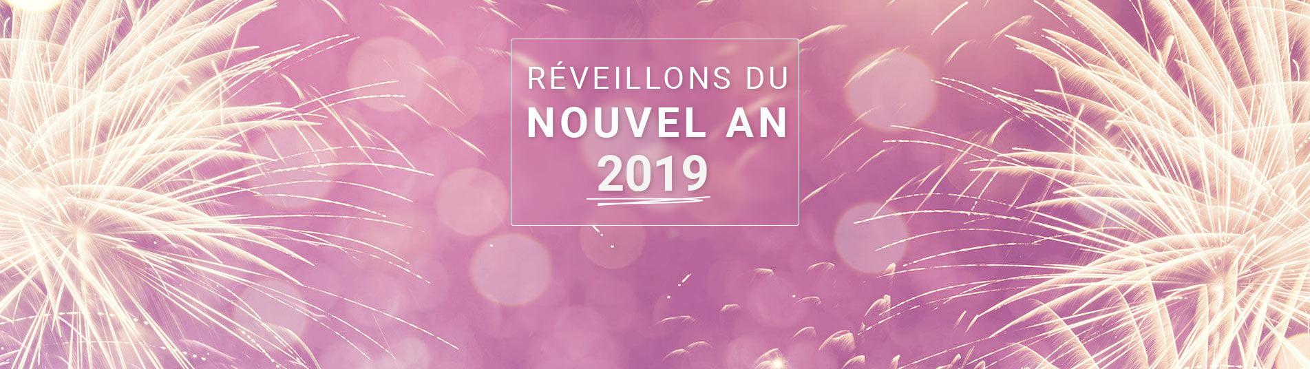 Idées week end pour le Nouvel an 2019