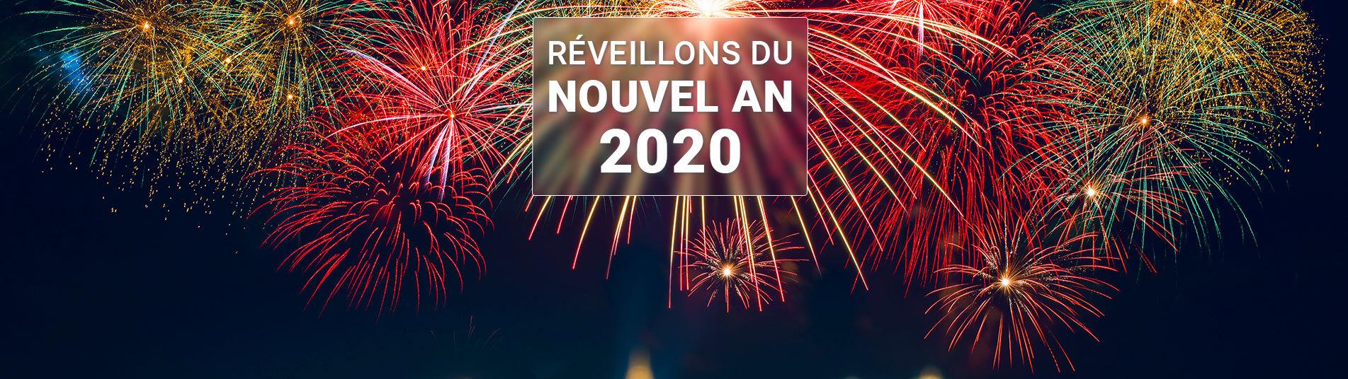 Idées week end pour le Nouvel an 2020