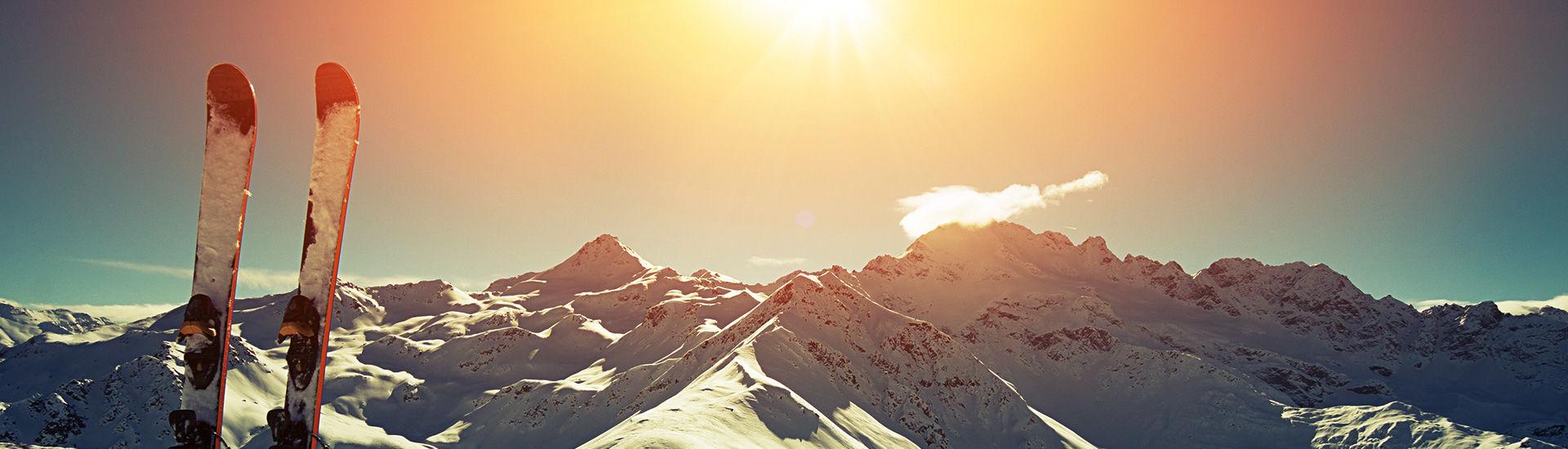 Montagne dans les Alpes