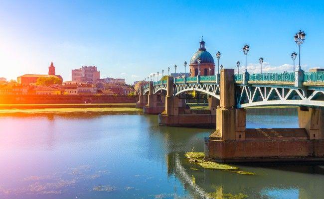 Pont St Pierre Toulouse