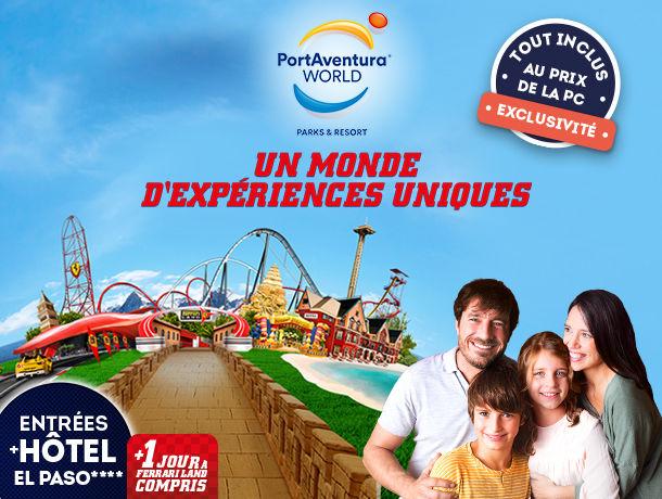 Carrefour voyage port aventura - Sejour port aventura pas cher ...
