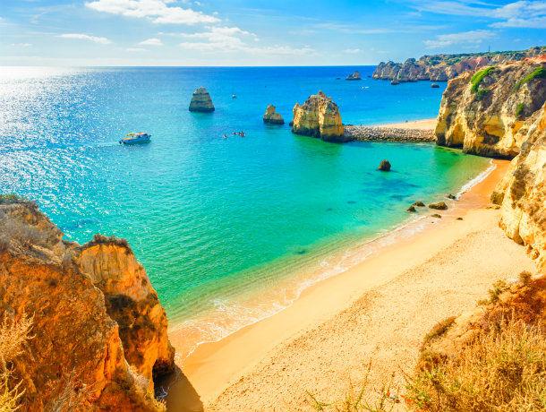 Bon plan Séjour à Faro, Portugal :  4 jours dès 146€ en hôtel 4* avec vols A/R et petit déjeuner inclus