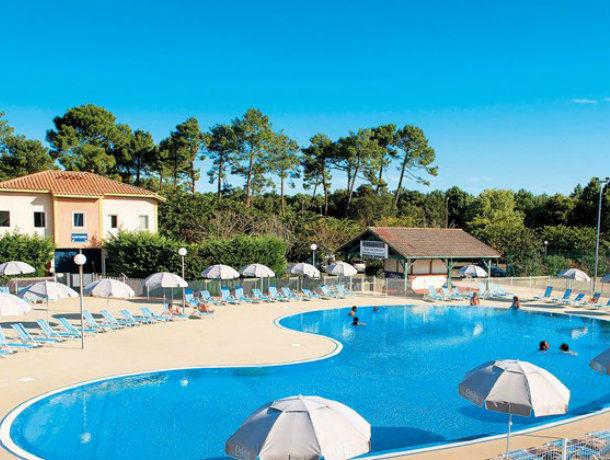 Soustons - Port d'Albret - Résidence-Club Les Villas du Lac