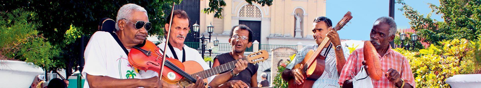 Musiciens Cubains, Cuba
