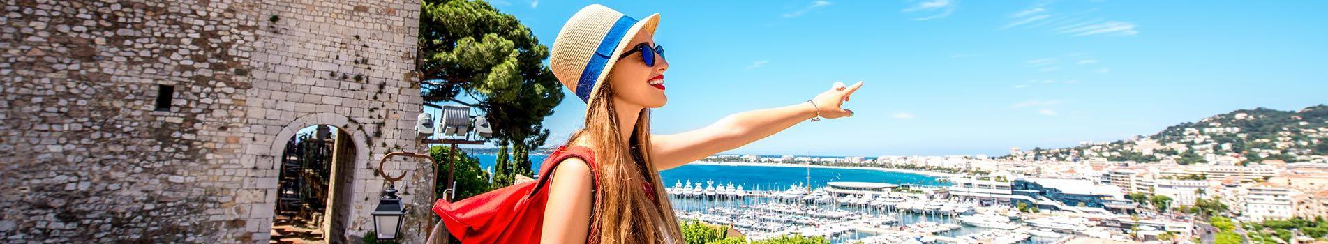 Vacances à Cannes, Côte d'Azur