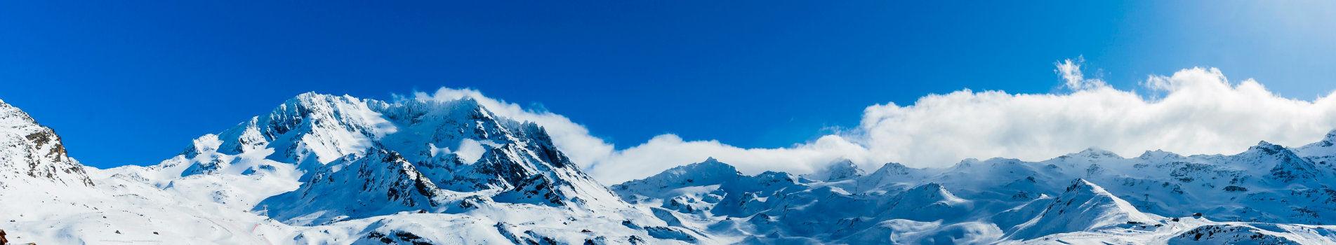 Domaine des 3 vallées, Val Thorens