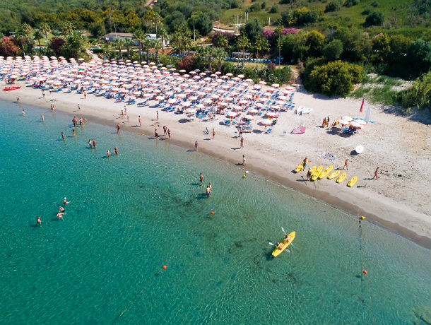 Bon plan Sicile - séjour en club 4* en pension complète + vols + transferts dès 599€/personne