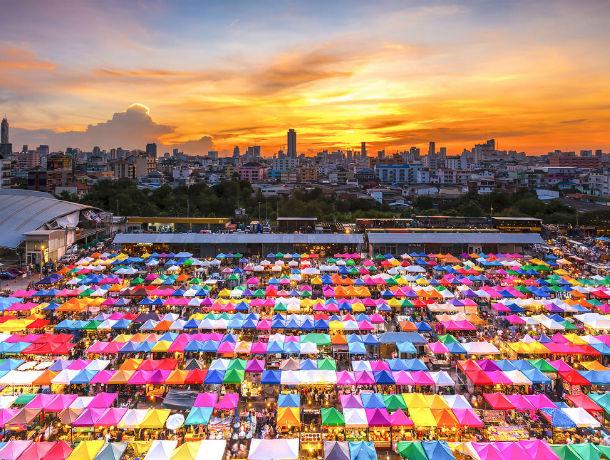 Circuit De Bangkok au Triangle d'Or et séjour plage à Phuket 4* - 1
