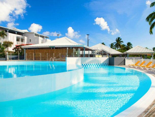 Karibea Sainte Luce 3* - Appartement Caribia