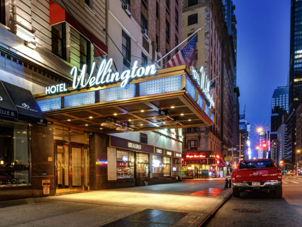 Hôtel Wellington 3* - 1