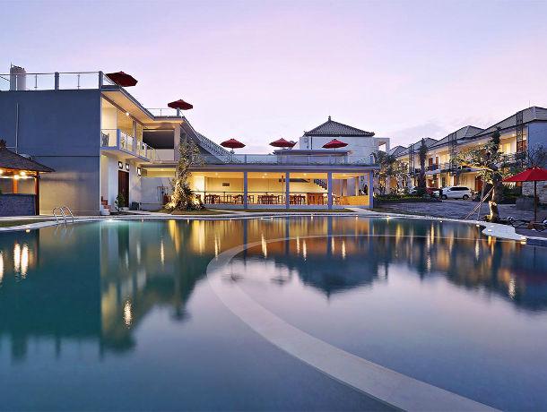 Combiné Amatara Royal Ganesha 4* & Grand Kesambi Resort 4*