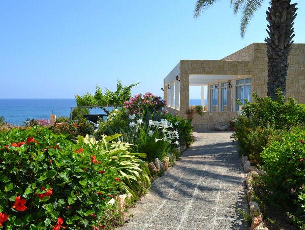 Hôtel Aphrodite Beach 3* - 1