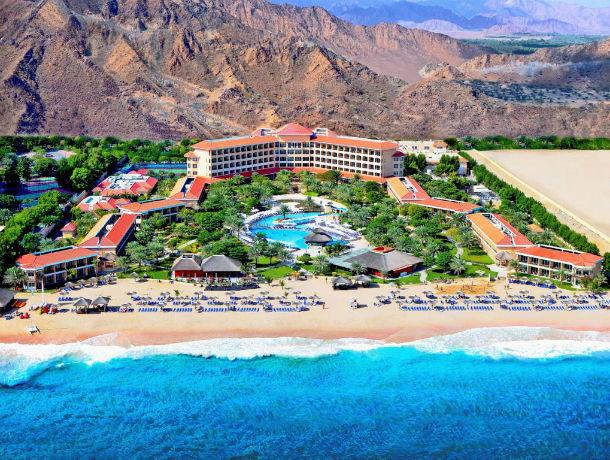 Hôtel Fujairah Rotana 5*