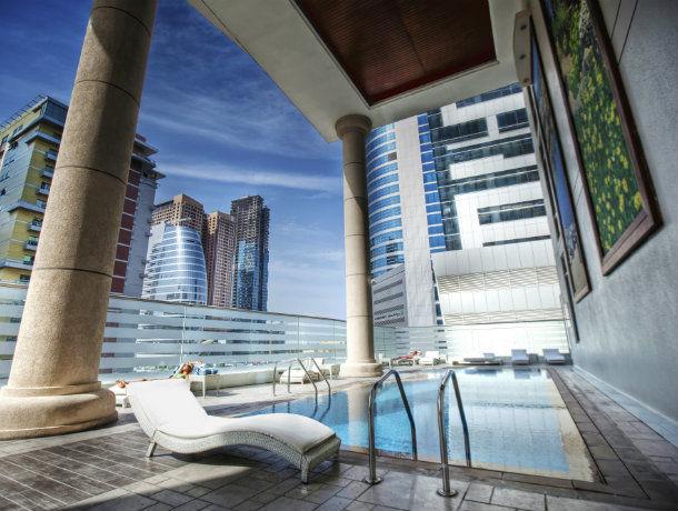 Hôtel Byblos Tecom Dubai 4* - 1