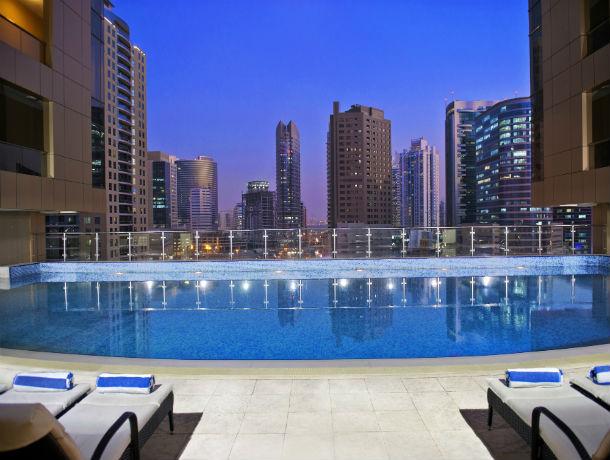 Mercure Hôtel Suite & Appartement Dubaï - 1