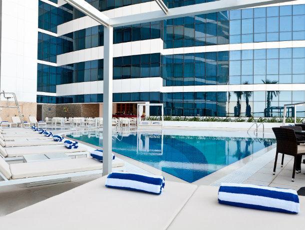 Hôtel Novotel Dubai Al Barsha 4* - 1