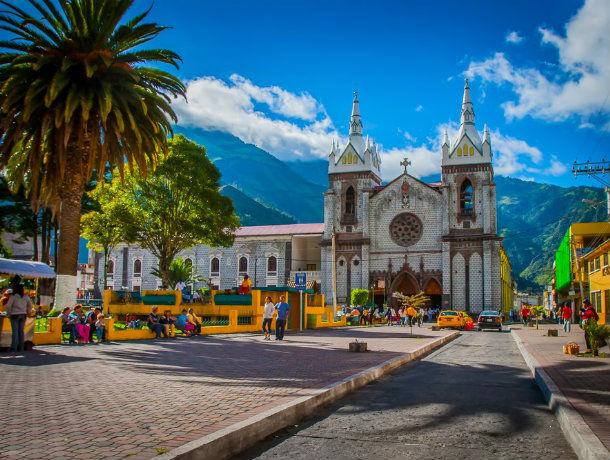 Circuit Grand Tour de l'Equateur