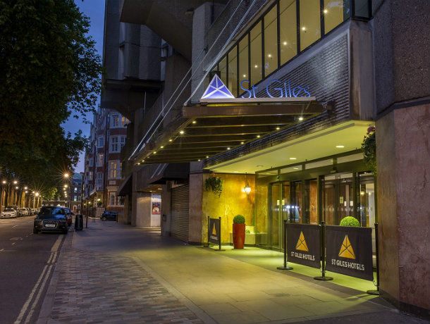 Hotel St Giles London 3*